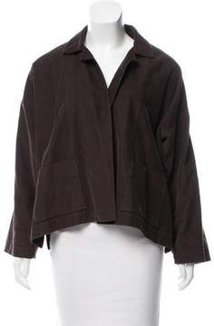 eskandar Corduroy Oversize Jacket