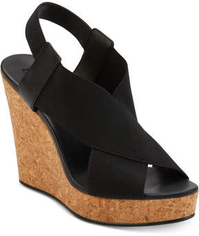 DKNY Jamara Wedge Sandals, Created for Macy's