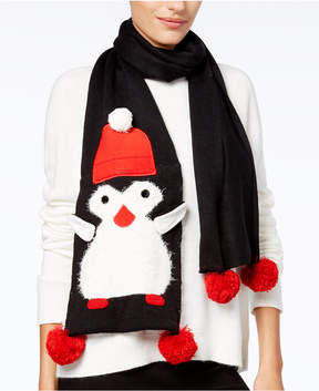 Collection XIIX Penguin Pom-Pom Scarf