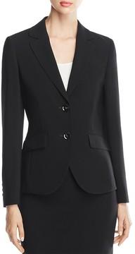 Basler Short Two Button Blazer - 100% Exclusive