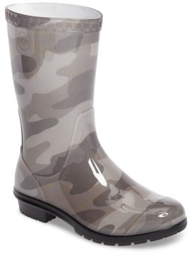 UGG Toddler Boy's Rahjee Camo Waterproof Rain Boot