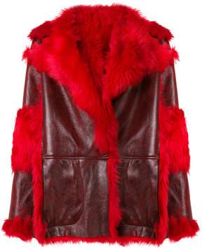 Drome textured coat
