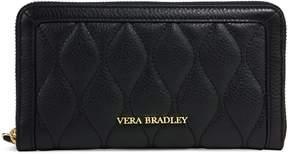 Vera Bradley RFID Quilted Georgia Wallet - SYCAMORE BLACK - STYLE