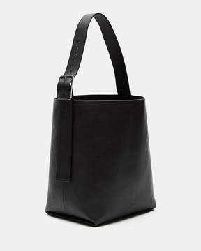 Theory Hobo Bag in Soft Leather