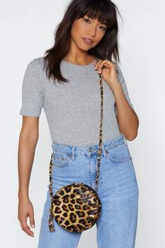 Nasty Gal WANT Chain It in Crossbody Bag