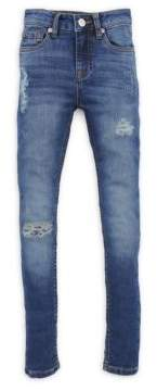 7 For All Mankind Girl's Luxe Sport Skinny Jeans