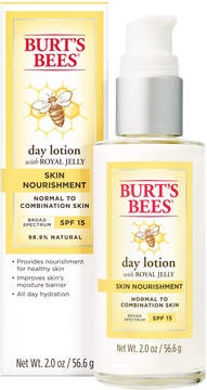 Burt's Bees Skin Nourishment Day Lotion with SPF 15