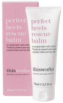 This Works Perfect Heels Rescue Balm, 2.5Oz