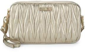 Miu Miu Women's Leather Clutch