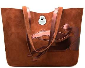 Longchamp Totes - A29BUMTRED - STYLE