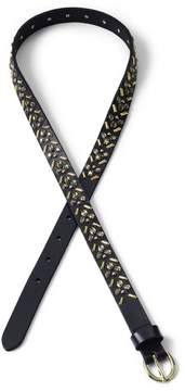 Lands' End Lands'end Women's Embellished Belt