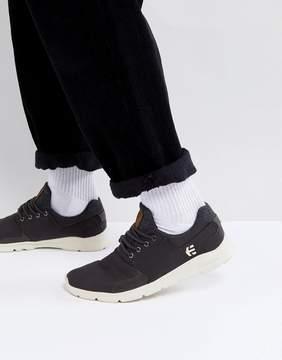 Etnies Scout Sneakers In Gray