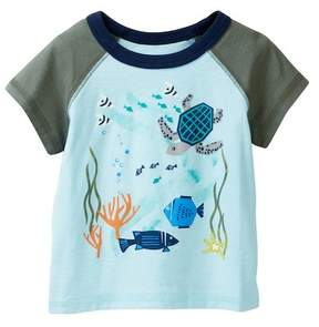 Tea Collection Great Barrier Reef Graphic Tee (Baby Boys)