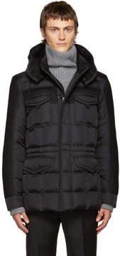 Moncler Black Down Jacob Jacket