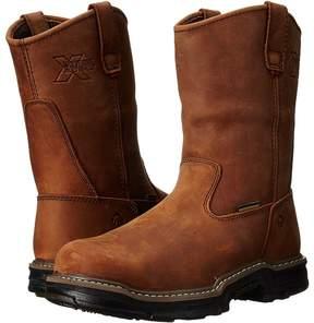 Wolverine Marauder Multishox Waterproof Steel Toe Men's Work Boots