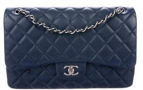 Chanel 2017 Classic Jumbo Double Flap Bag