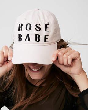 Express Rose Babe Baseball Hat