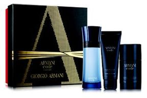 Giorgio Armani Code Colonia Gift Set- $142.00 Value