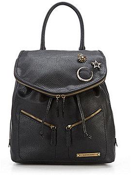 Gianni Bini Izzy Adjustable Backpack with Pins