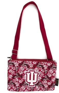 NCAA Indiana Hoosiers Bloom Crossbody Bag