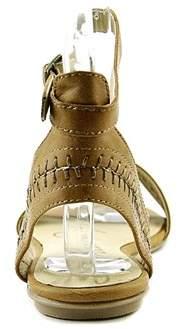 American Rag Women's Teagan Ankle Strap Flat Sandals.
