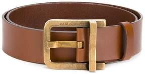 Dolce & Gabbana buckle classic belt