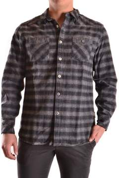 Meltin Pot Men's Grey Cotton Shirt.