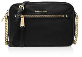 MICHAEL Michael Kors Polly Large Nylon Crossbody