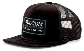 Volcom Ciggy Cheese Snapback Trucker Cap