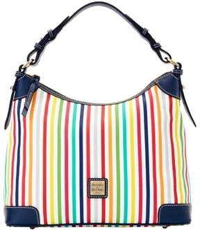 Dooney & Bourke Catalina Hobo Shoulder Bag - MULTI - STYLE