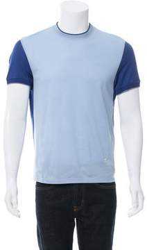 Calvin Klein Collection Colorblock Crew Neck T-Shirt w/ Tags