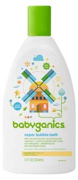 Babyganics Vapor Bubble Bath - 12 fl oz