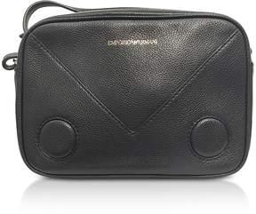 Emporio Armani Black Mini Shoulder Bag