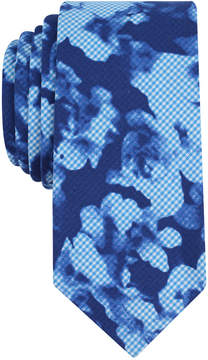 Bar III Men's Valencia Floral Slim Tie, Created for Macy's