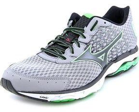 Mizuno Wave Inspire 11 Round Toe Synthetic Running Shoe.