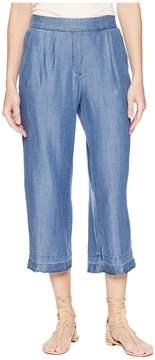Bobeau B Collection by Leslie Crop Pants Women's Casual Pants
