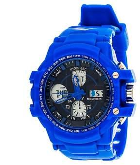 Everlast Men's Analog and Digital Watch Blue