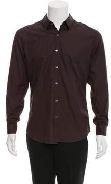 Helmut Lang Woven Button-Up Shirt
