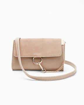 Express Moda Luxe Carlotta Crossbody Bag