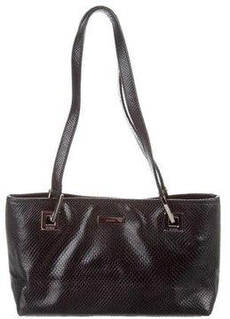 Gucci Karung Shoulder Bag - BLACK - STYLE