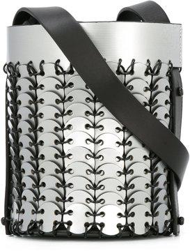 Paco Rabanne medallions shoulder bag