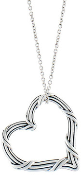 Peter Thomas Roth Signature Classic Silver Necklace