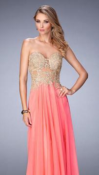 La Femme - Prom Dress 22707