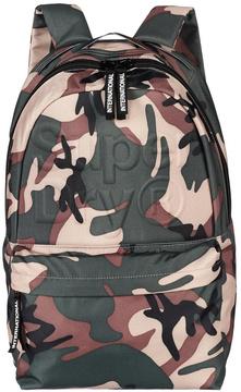Superdry Camo Lineman Montana Backpack