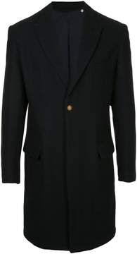 Kent & Curwen single-breasted coat