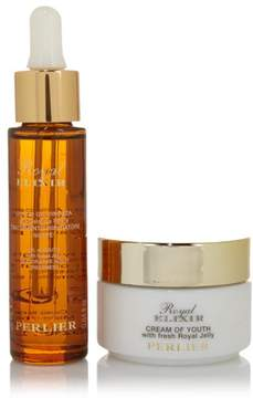Perlier Royal Elixir 2-piece Kit - Face Cream & Night Oil