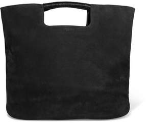 Simon Miller - Birch Large Nubuck Tote - Black