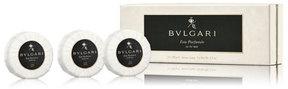 BVLGARI Eau Parfumé;e Au Thé; Noir Soap, Set of 3