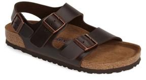 Birkenstock Men's 'Milano' Soft Footbed Sandal