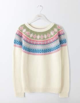 Boden Anouk Fair Isle Sweater